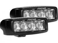 Светодиодная фара RIGID SR-Q Серия PRO (4 светодиода, дальний)