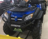 Расширители арок PANZERBOX ATV CFMoto X8