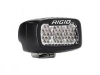 Фара RIGID SR-M Серия PRO (3 светодиода, рабочий, дугообразное крепление)