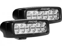 Светодиодная фара RIGID SR-Q Серия PRO (6 светодиодов, водительский)