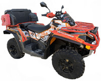 Расширители арок PANZERBOX ATV Can Am Outlander 450/570 L Max