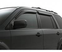 Ветровики на окна (тонированные) EGR SUBARU FORESTER 08-12 # 92489001B