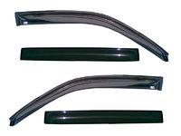 Ветровики на окна (тонированные) EGR TOYOTA LC-150 2009+  #92492065B