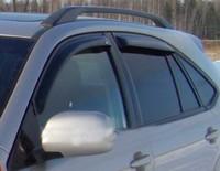 Ветровики на окна (тонированые) EGR LEXUS RX330 03-09 # 92492028B