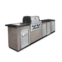 Модульная кухня BROIL KING с газовым грилем IMPERIAL 490 (без отделки и столешницы) (MOD4)