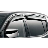 Ветровики на окна (тониров.) EGR AUDI Q3 2011+ # 92404008B