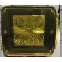 Светофильтр 27 WS  желтый квадратный (2976)