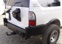 Задний бампер для Toyota J90 (1996-2002) (8710)