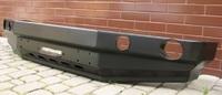 Плита под лебедку для Nissan Navara D40 2005-2010 (9760)