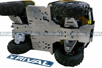 Защита рычагов, пара RIVAL ATV Gladiator EFI EVO front CV guards 2011-
