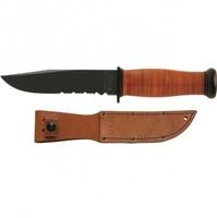 """Нож KA-BAR """" Mark I"""" ,полусеррейтор (4000323)"""