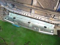 Монтажная плита под лебедку Toyota Land Cruiser 90,95 1996-2002 (36939)