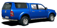 Кунг для Mazda BT-50 DC Road Ranger Special (RH02)