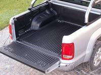 Пластиковая ванна в кузов пикапа SPORTGUARD (под борт, без лого) PROFORM для  VW Amarok 2010+