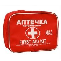 Аптечка АМА-2 для автобуса (до 40 чел.) сумка ЭКОНОМ (00000044021)
