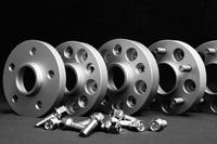 Расширители колесных ступиц Hofmann 30 мм (сталь) Ford Ranger 16+  (SPV 006 FR-30-2016)