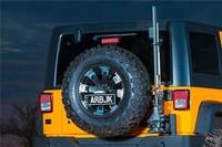 Выносной крепеж запасного колеса к 5650370/360 (5750320)
