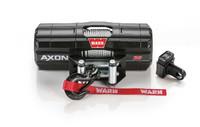 Лебедка Warn Axon 35 12V для квадроцикла 3500 LBS 1.5т (101135)