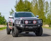Передняя защита SUMMIT для Toyota Tundra 14-18 (3415020)