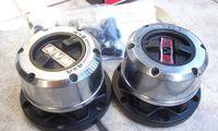 Хабы Avm 463 для Toyota Land Cruiser II, Prado, KZJ70,73,71W , LJ78 (463)
