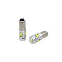 Автомобильная светодиодная лампа головного освещения T10 (Ba9s) Canbus 2 шт (LJT02P)