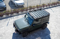 Багажник на крышу для Suzuki Jimny IV с 2018 (1.5 бензин) без сетки (36310)
