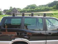Багажник на крышу для Nissan Terrano II - Ford Maverick (8558)