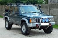 Багажник на крышу для Jeep Cherokee XJ без сетки (1984-2001) (8540)