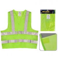 Жилет безопасности светоотражающий (green) 166 G XXL (ЖБ008)