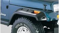 Расширители арок Bushwacker Pocket Style для Jeep Wrangler YJ 1987-1995