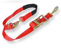 Ремень с трещоткой, стропа, динамическая, Trail Gear, Ratchet Strap, Axle Tie Down (183000-KIT)