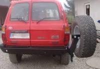 Крепление запасного колеса для Toyota Land Cruiser 80 (1989-1998)