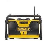 Зарядное устройство-радиоприемник DeWALT (DW911)