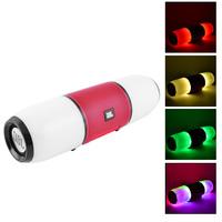 Bluetooth-Колонка c подсветкой, PowerBank, радио, speakerphone (DERING ME6)
