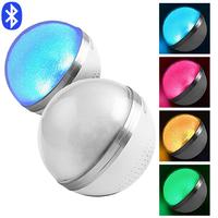 Bluetooth-колонка, speakerphone, шар (M8 перламутр)