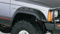 Расширители арок Bushwacker Cut-Out Style для Jeep Cherokee XJ 1984-2001