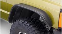 Расширители арок Bushwacker Flat Style для Jeep Cherokee XJ 1984-2001