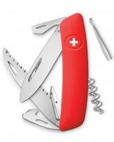 Нож Swiza D05, красный (4007328)