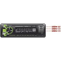 Бездисковый MP3/SD/USB/FM проигрыватель  Celsior CSW-1903G 3-USB