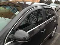 Ветровики на окна (тонированные) EGR VW PASSAT 2005- # 92496018B