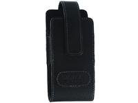 Чехол кожаный для Sigma mobile Х-treme PQ22 (универсальный)