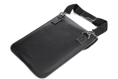 Чехол-сумка кожаный для Sigma mobile Х-treme PQ79