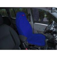 Комплект грязезащитных чехлов ORPRO на передние и заднее сиденья синий  (ORP-TP0104)