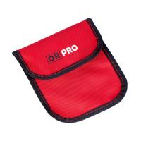 Чехол ORPRO для дефлятора с аналоговым манометром (Красный) (ORP-TP0097)