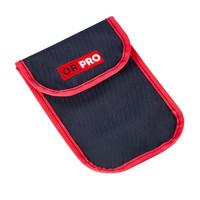 Чехол ORPRO для дефлятора с цифровым манометром (Черный с красным кантом) (ORP-TP0201)