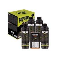 Черное защитное покрытие U-POL Raptor (4 литра)