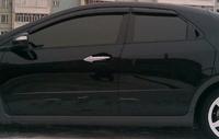 Ветровики на окна (тонированные) EGR HONDA CIVIC 06-12 # 92434018B