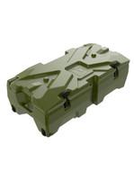 Универсальный кофр BoxX TESSERACT, цвет зеленый (BoxX-GREEN)