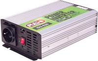 Преобразователь напряжения PULSO/ISU-620/12V-220V/600W/USB-5VDC2.0A/син.волна/клеммы (ISU-620)
