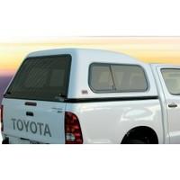 Пластиковая кабина ARB для TOYOTA Hilux DCAB 05-15 HIGH (гладкий борт) (CP24A)